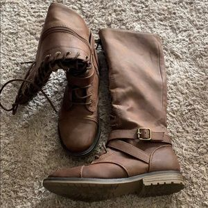 Mossimo brand boots